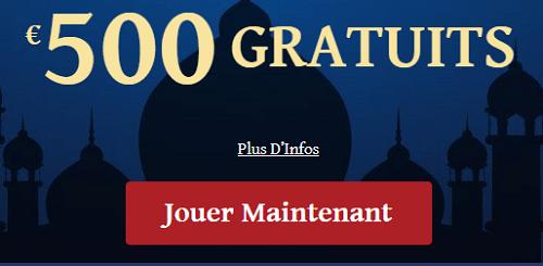 7Sultans Online Casino Screenshot
