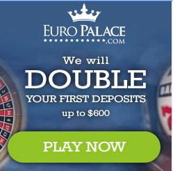 Euro Palace Online Casino Screenshot
