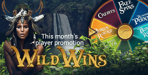 Wilds Wins promotion at Fortune lounge casinos